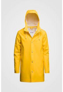 Stutterheim---Regenjacke-für-Damen-und-Herren---Stockholm---Gelb