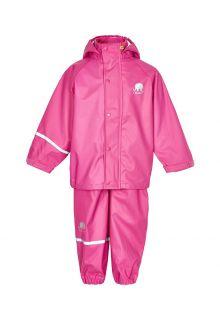 CeLaVi---Regenanzug-für-Kinder---Pink