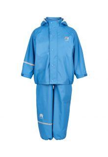 CeLaVi---Regenanzug-für-Kinder---Blau