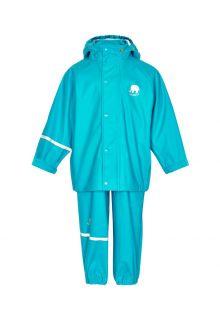 CeLaVi---Regenanzug-für-Kinder---Hellblau