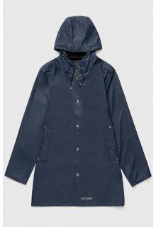 Stutterheim---Leichtgewicht-Regenjacke-für-Erwachsene---Stockholm-LW---Marineblau