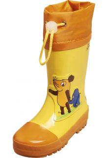 Playshoes---Gummistiefel-Maus-&-Elefant---Gelb
