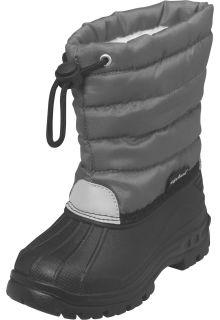 Playshoes---Winterstiefel-mit-Zugband---Grau