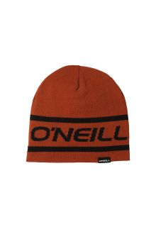 O'Neill---Reversible-Logo-Beanie-für-Herren---Rooibos-Rot
