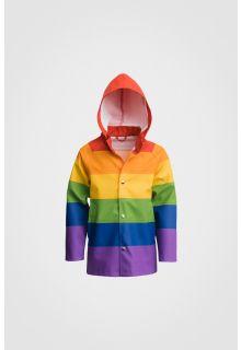 Stutterheim---Regenjacke-für-Kinder---Vladimir-Mini---Regenbogen