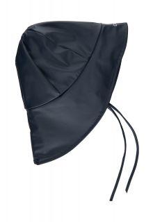 CeLaVi---Regenkappe-mit-Fleece-für-Kinder---Solid---Dunkelblau