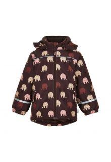 CeLaVi---Winterjacke-für-Kinder---Elefant---Fudge