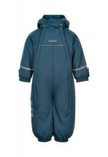 CeLaVi---Schneeanzug-mit-Doppel-Reißverschluss-für-Babys---Solid---Eisblau