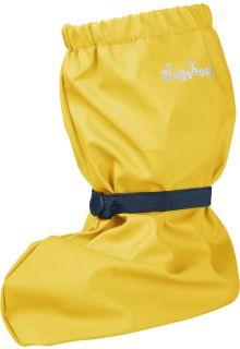 Playshoes---Regenfüßlinge-Babys---Gelb