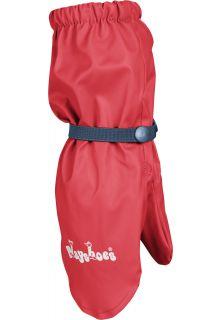 Playshoes---Handschuhe-mit-Fleece---Rot