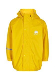 CeLaVi---Regenjacke-für-Kinder---Gelb