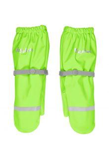 Playshoes---Regenhandschuhe-mit-Fleece-Futter-für-Kinder---Neongrün