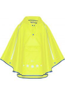 Playshoes---Regenponcho-für-Kinder---Faltbar---Neongelb