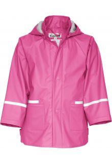 Playshoes---Regenjacke-Basic---Pink