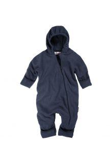 Playshoes---Fleece-Overall-für-Babys---Uni---Marine