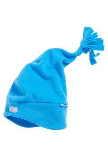 Playshoes---Fleece-Zipfelmütze-für-Kinder---Blau
