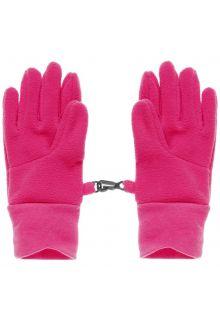 Playshoes---Fleece-Winterhandschuhe-für-Kinder---Rosa