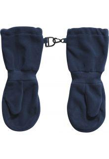 Playshoes---Fleece-Fäustlinge---Dunkelblau