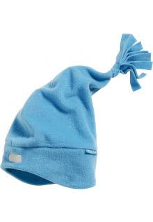 Playshoes---Fleece-Mütze-mit-Reflektor---Hellblau