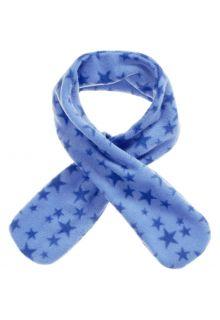 Playshoes---Fleece-Schal-für-Kinder---Onesize---Sterne---Blau