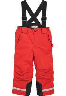 Playshoes---Schnee-Hose-mit-Hosenträgern---Rot