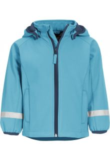 Playshoes---Softshell-jacke-für-kinder---Aquablau