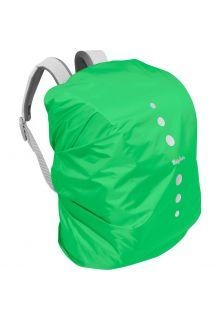 Playshoes---Regenschutz-für-Rucksack---Grün