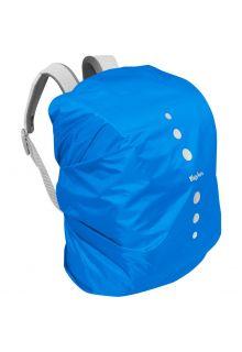 Playshoes---Regenschutz-für-Rucksack---Blau