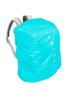 Playshoes---Regenschutz-für-Rucksack---Türkis