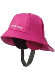 Didriksons---Regenhut-für-Kinder---Südwester---Rosa-Flieder