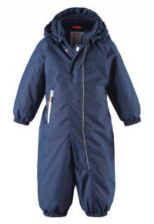 Reima---Schneeanzug-für-Babys---Reimatec---Puhuri---Marineblau