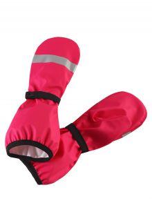 Reima---Regenfäustlinge-mit-Futter-für-Mädchen---Puro---Bonbon-Pink