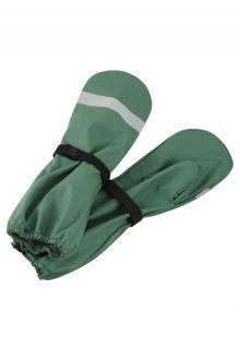 Reima---Regenhandschuhe-ohne-Futter-für-Kinder---Kura---Waldgrün
