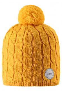 Reima---Mütze-für-Kinder---Nyksund---Gelb