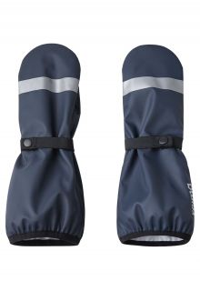 Reima---Regenfäustlinge-mit-Futter-für-Kinder---Puro---Marineblau