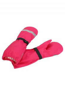 Reima---Regenfäustlinge-ohne-Futter-für-Mädchen---Kura---Bonbon-Pink