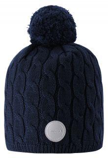Reima---Mütze-für-Jungen---Nyksund---Marineblau