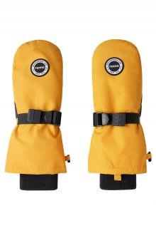 Reima---Mittens-for-children---Uusio---Orange-Yellow
