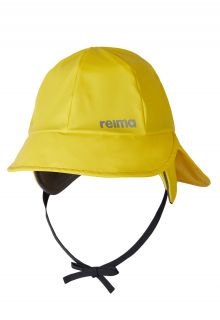 Reima---Rain-hat-for-babies---Rainy---Yellow