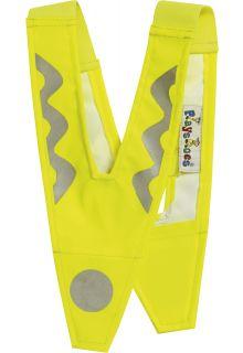 Playshoes---Reflektor-Kragen-für-Kinder---Neongelb