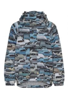 MOLO---Regenjacke-für-Jungen---Waiton-Cars---Blau/Multi