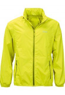 Pro-X-Elements---Packbare-Regenjacke-für-Herren---PACKable---Neon-Gelb