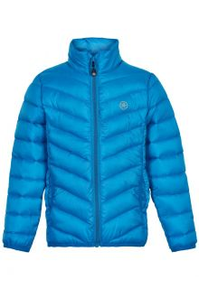 Color-Kids---Packbare-Jacke-für-Jungen---Gesteppt---Hellblau
