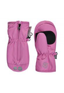 Color-Kids---Fäustlinge-mit-Reißverschluss-für-Babys-&-Kleinkinder---Pink