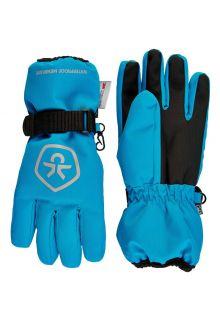 Color-Kids---Wasserdichte-Handschuhe-für-Kinder---Hellblau