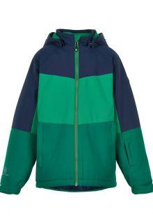Color-Kids---Skijacke-für-Jungen---Colors---Grün