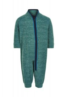 Color-Kids---Fleece-Overall-für-Babys---Melange---Hydro