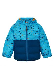 Color-Kids---Softshell-Jacke-für-Baby-Jungen---Dots---Hellblau