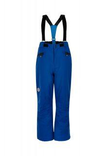 Color-Kids---Skihose-mit-Taschen-für-Kinder---Uni---Galaktisch-Blau