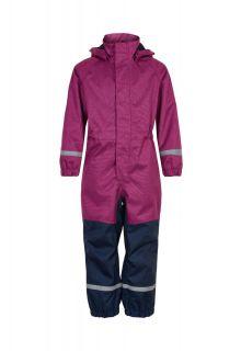 Color-Kids---Regenanzug-für-Mädchen---Ohne-Wattierung---Rosa-Violett